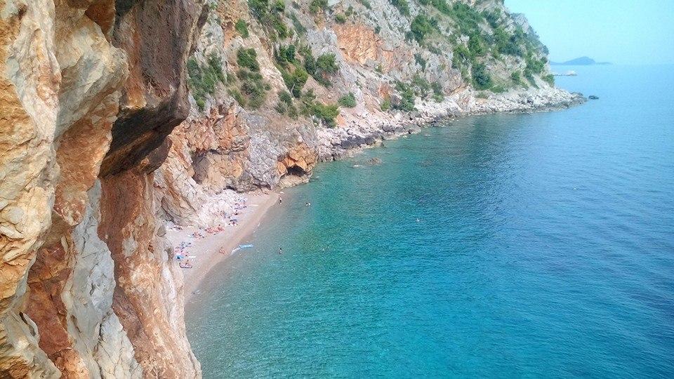 Beaches Near Cavtat Croatia