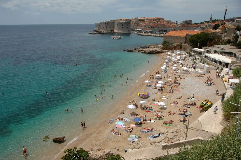 Beach Banje is in the area of Ploce