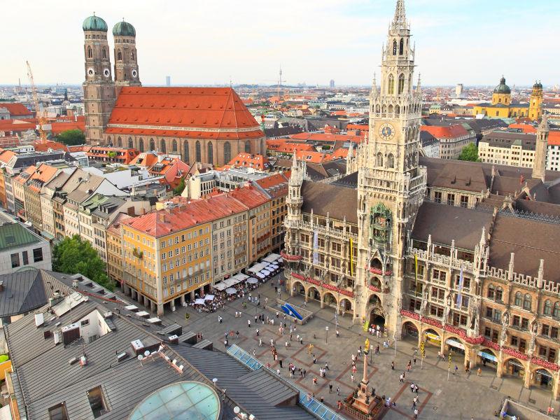 München.de - Home Facebook